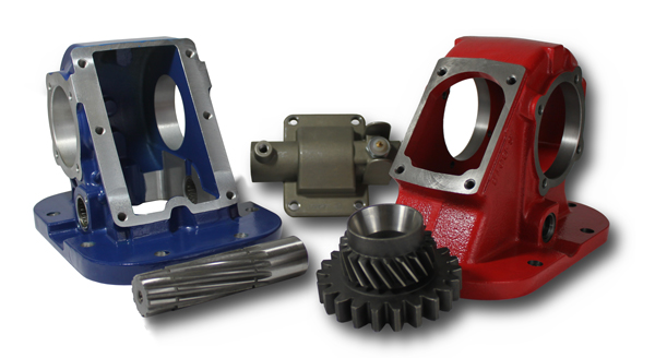 Allison Truck Transmission PTO Models.